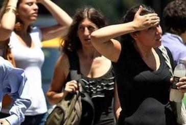 Golpe de calor: extremar la precaución si el termómetro supera los 35 grados
