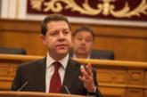 """García-Page: """"Los presupuestos son poca cosa para venderse al independentismo"""""""