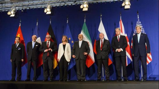 Intensos contactos diplomáticos para la aplicación del acuerdo atómico iraní