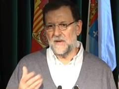 Rajoy ratifica su confianza en Jorge Fernández Díaz