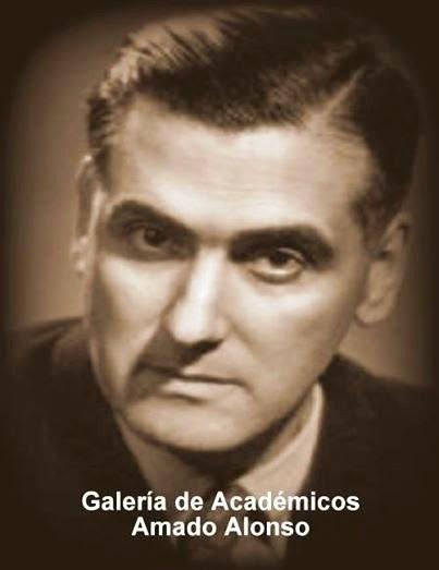 Convocado el Premio Internacional de Crítica Literaria Amado Alonso 2015
