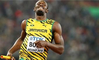 Bolt pone su broche de oro a los Mundiales con el 4×100