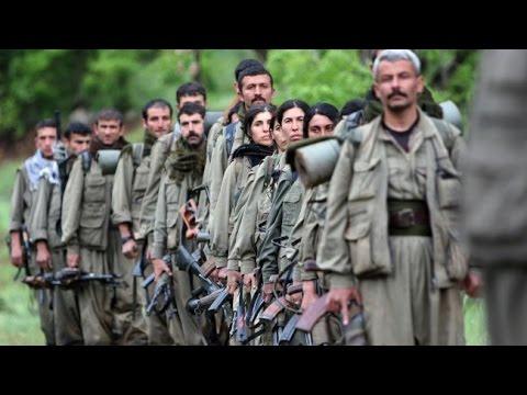 Al menos 280 miembros PKK muertos en choques Ejército turco desde diciembre