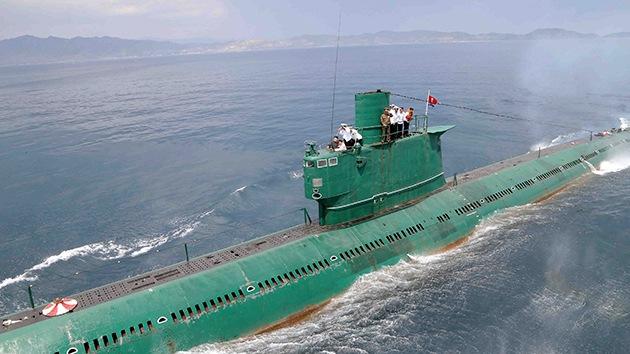 Corea del Norte agita los ánimos con imágenes de nuevos ensayos con misiles
