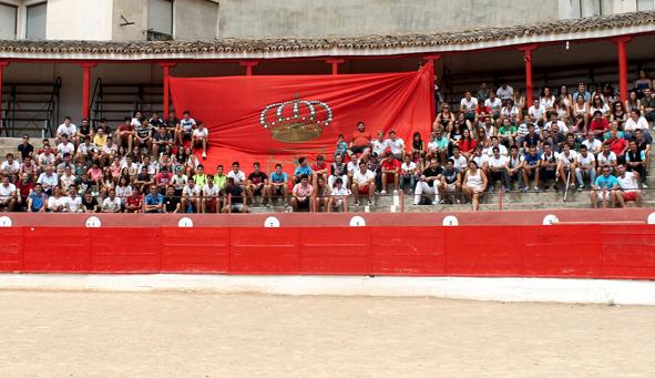 Juventudes Navarras reúne a más de 200 jóvenes