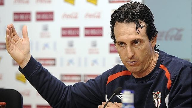 Emery: «Llevando nuestro juego al límite encontraremos las carencias del Barcelona»