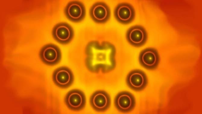 Fabrican un transistor con una molécula y un puñado de átomos