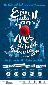 Festival circo de Navarra 2