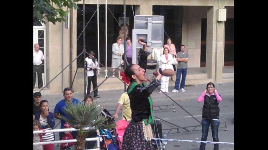 El XIV Festival del Circo de Navarra '¡Más difícil todavía!' comienza este miércoles