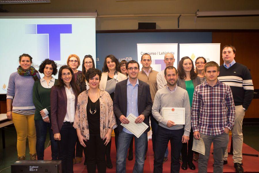 Convocado el concurso 'Tesis en 3 Minutos' para Campus Iberus