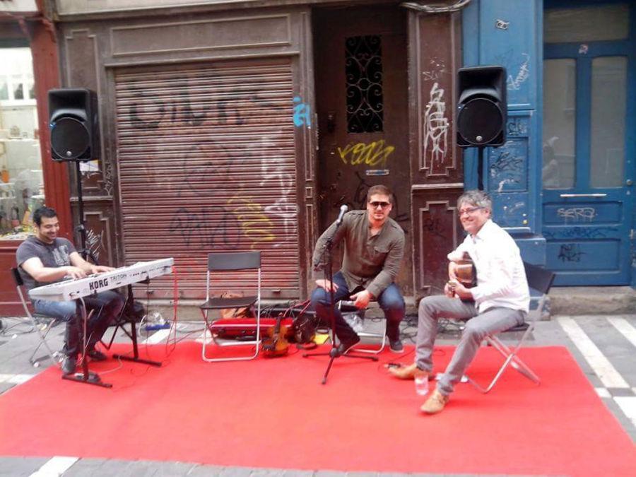AGENDA: 20 de agosto, en Ciudadela Pamplona, 'Sabikeando'