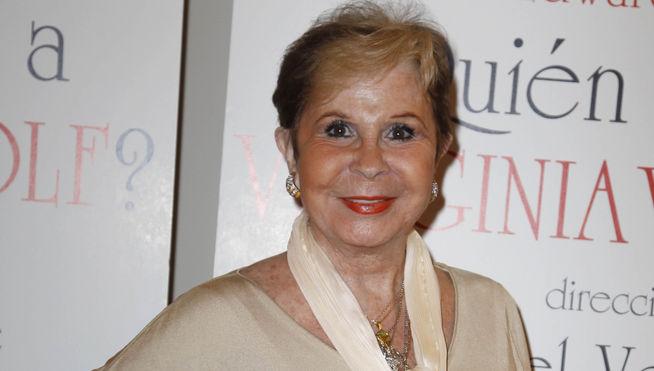 La Comunidad de Madrid otorga a Lina Morgan la Medalla internacional de las Artes a título póstumo