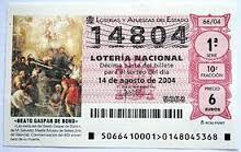 El segundo premio de la Lotería Nacional, vendido en Huarte