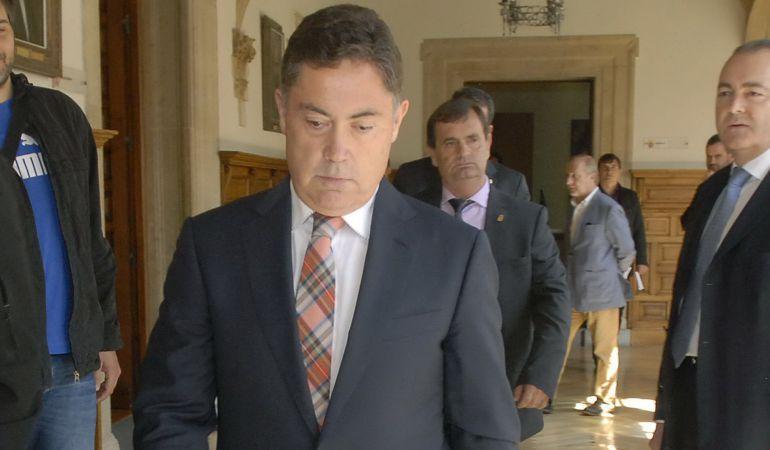 Marcos Martínez reconoce que subvencionó diarios del conseguidor de la Púnica
