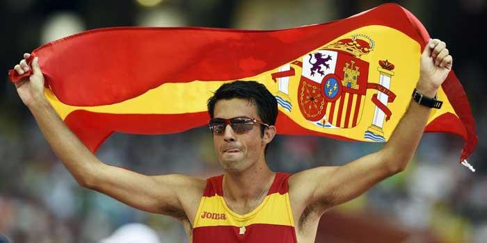 Miguel Ángel López se proclama campeón mundial de 20 kilómetros marcha