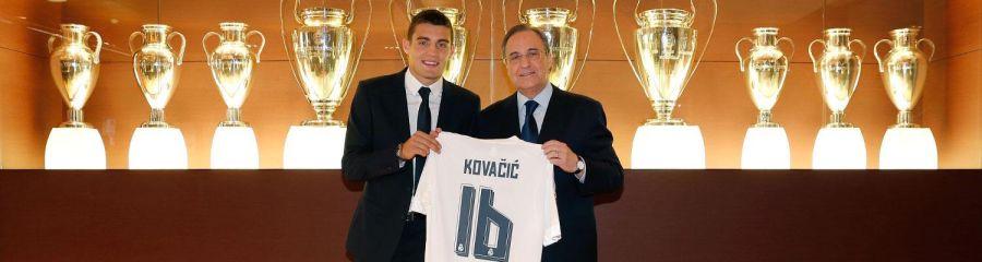 """Kovacic: """"El Madrid es el club más grande del mundo y espero no defraudar"""""""
