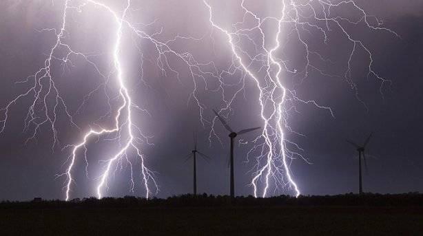 Activada para esta tarde la alerta naranja por riesgo importante de tormentas en toda Navarra