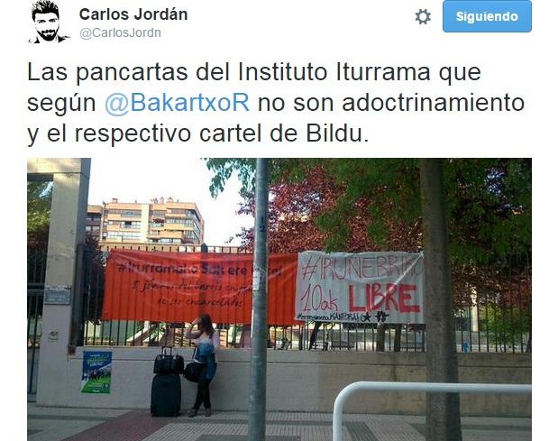 Carlos Jordán: «es un ataque a la libertad de expresión y pediré el uso del art. 404 del Código Penal»