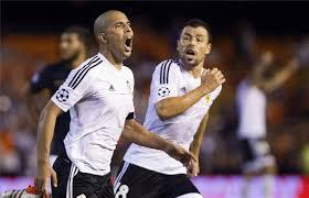 3-1. El Valencia sueña con la fase de grupos tras un buen segundo tiempo