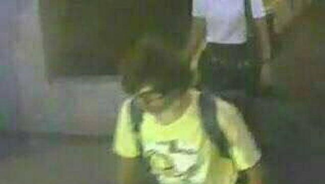 """Buscan a un """"sospechoso"""" del atentado en Bangkok visto en una grabación de seguridad"""