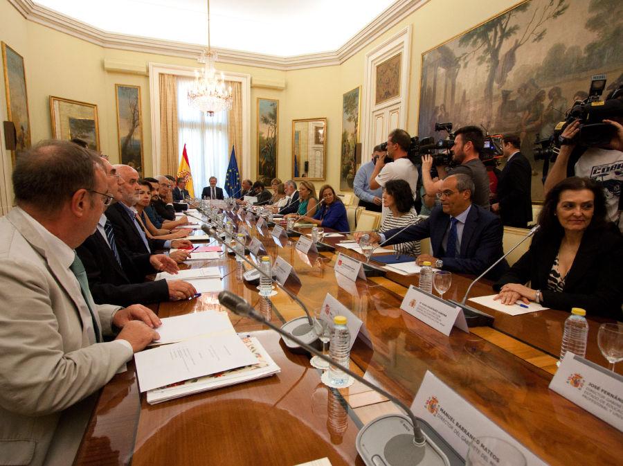 Para el gobierno de Navarra con el PP la LOMCE es inviable