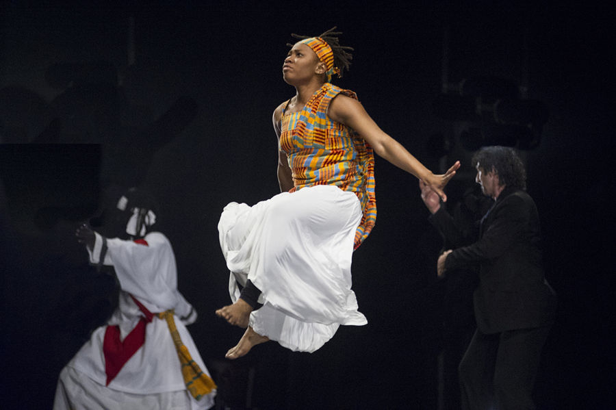 AGENDA: 24 de agosto, en Ciudadela de Pamplona, Danza 'Kulumb África'