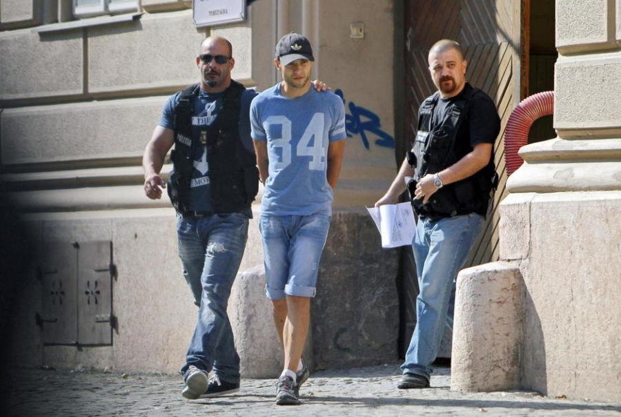 Un Tribunal de Rumanía decide  sobre la extradición de Sergio Morate