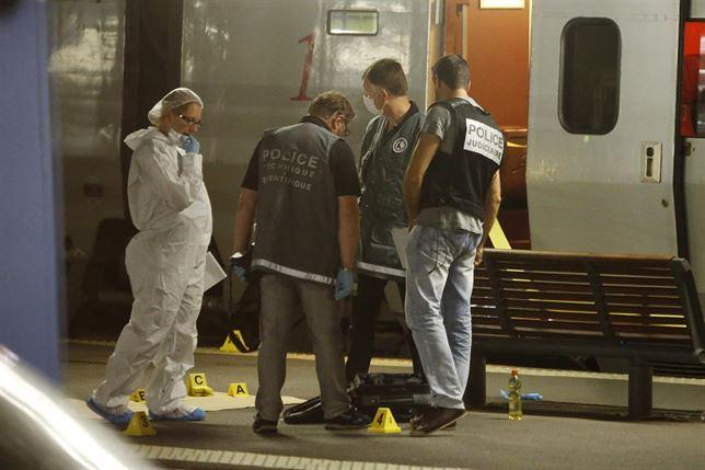 La Fiscalía francesa confirma el «carácter terrorista» del ataque al tren Thalys