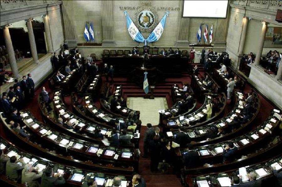El Congreso de Guatemala retira la inmunidad al presidente Pérez Molina