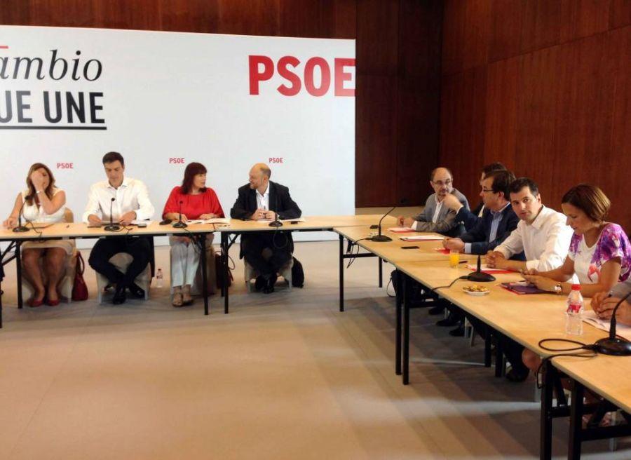 El PSOE dice que prefiere gobernar en solitario a hacerlo en coalición