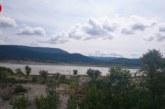 El agua de los pantanos desciende hasta el 53,9 %, la Cuenca del Ebro se mantiene en el 65,2 %