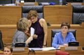 """Geroa Bai critica """"obsesiones"""" de la oposición con euskera en la OPE de Educación"""