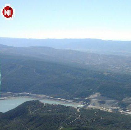 La CHE dice que en los últimos meses no se han registrado movimientos «significativos» en la presa de Yesa