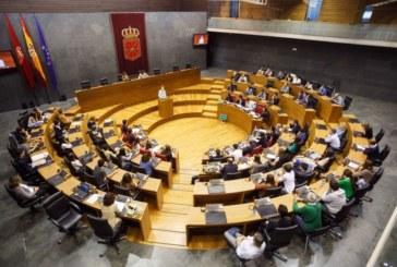 NA+ PSN y Podemos en el Parlamento se suman al recuerdo de Miguel Ángel Blanco
