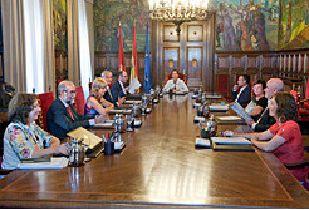 El Gobierno de Navarra compromete 450.000 euros para la nueva oficina de Guarderío Forestal de Estella