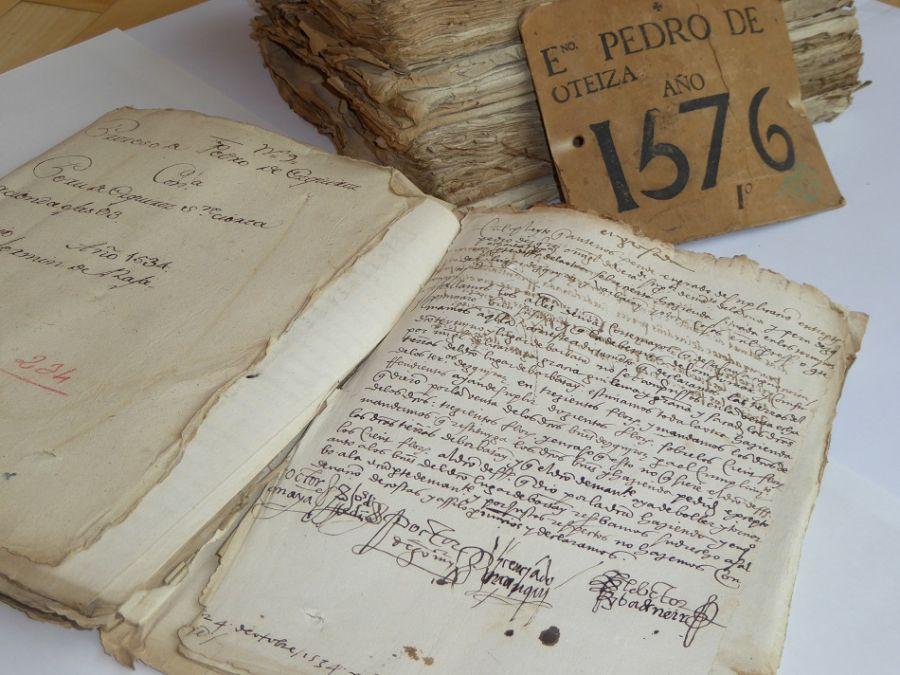Archivo Real y General de Navarra abre la consulta electrónica