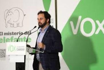 Vox asegura que se querellará contra Susana Díaz por decir que es «machista»
