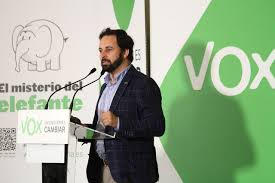 "Vox asegura que se querellará contra Susana Díaz por decir que es ""machista"""