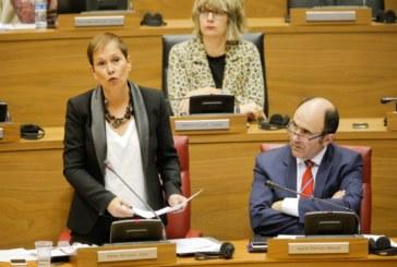 Barkos espera una decisión sobre estabilidad presupuestaria antes del verano