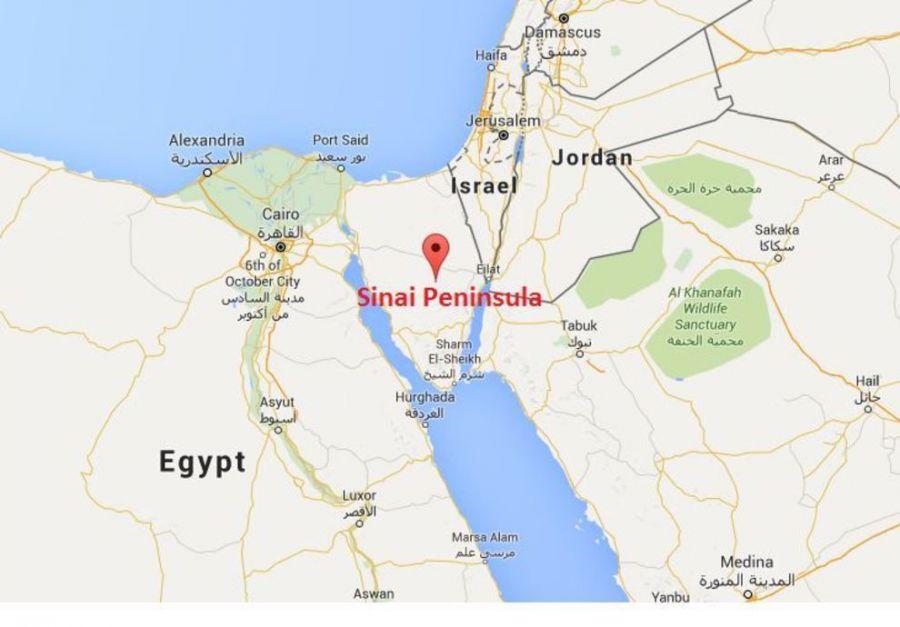 Un avión ruso con 224 personas a bordo se estrella en la península del Sinaí
