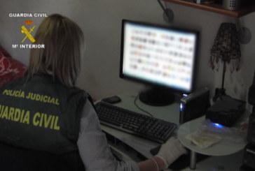Detenidos tres hombres y una mujer en dos operaciones contra la pornografia infantil en Toledo