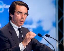 Aznar considera que Podemos es una «amenaza» para la democracia española