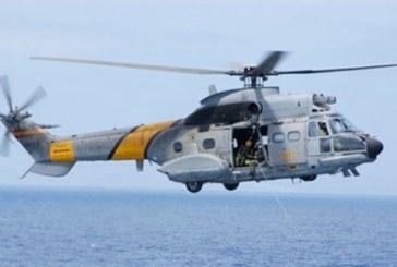 El Gobierno no descarta que el helicóptero se hundiera con los tres militares desaparecidos