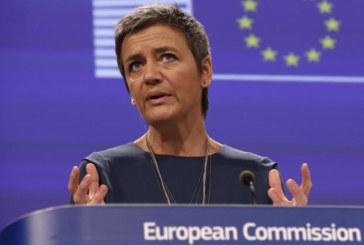 La CE impone una tercera multa millonaria a Google por abuso de posición de dominio