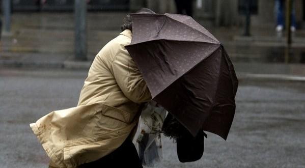 El viento y la lluvia ponen en alerta a 15 provincias del centro y noroeste peninsular