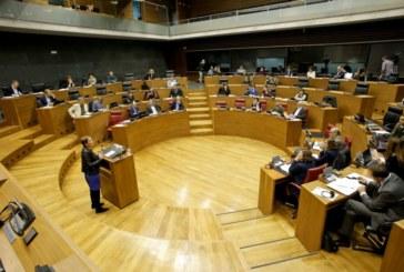 UPN reclama el cumplimiento del acuerdo para el TAV y Barkos cuestiona contenido