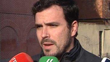 """Garzón avisa al PP y a C's de que no les va a funcionar la campaña """"del miedo"""""""