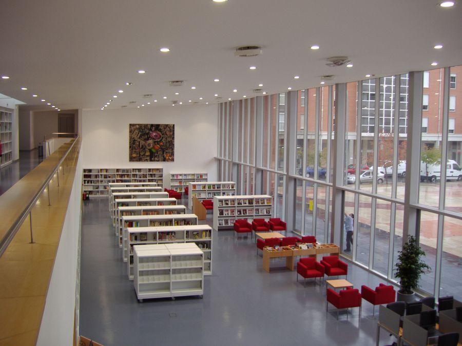 Las Bibliotecas públicas de Navarra celebran el Día del Libro