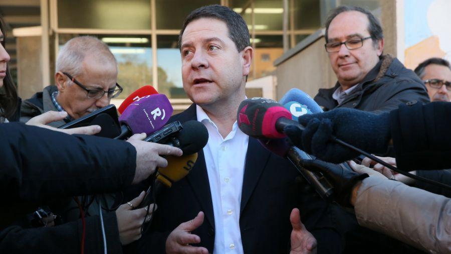 García-Page ve la oferta de Rajoy un ejercicio de «filibusterismo político»