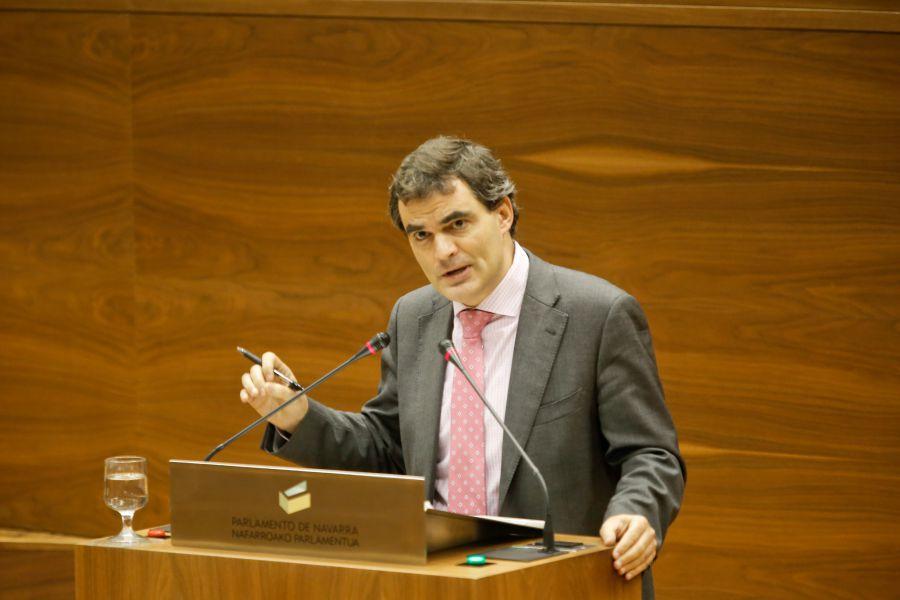 El PSN pide la eliminación de los peajes en Navarra